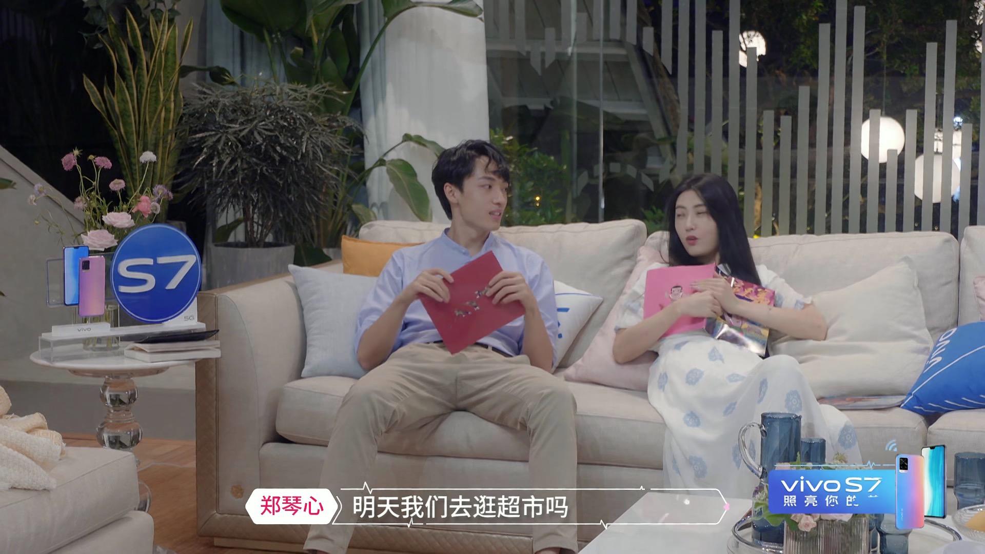 张翰直言喜欢陈延迪的简单纯粹!笨拙的人呐,总是惹人怜爱