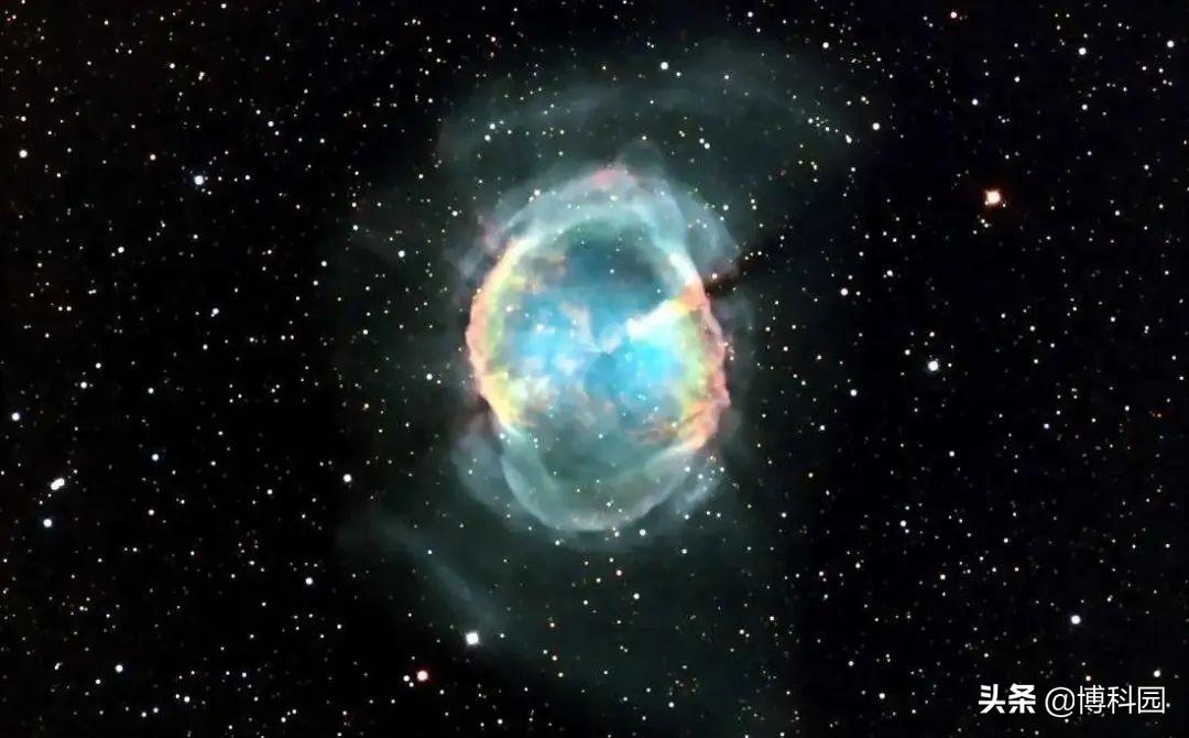 垂死恒星释放出的碳,为地球生命的诞生,做出了决定性的贡献