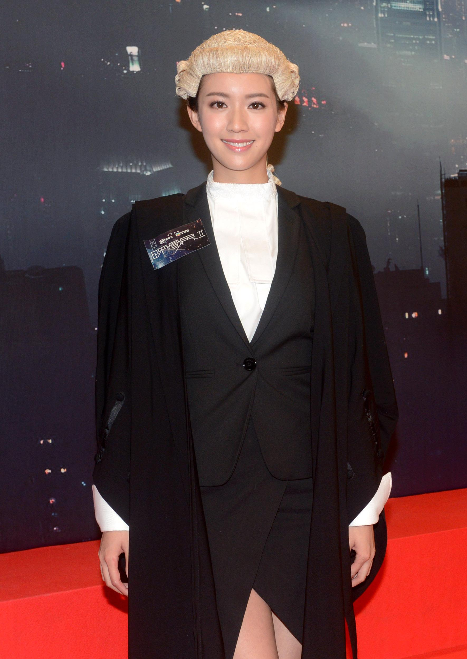 TVB颁奖礼视后五强名单出炉,黄智雯蔡思贝最大机会争视后