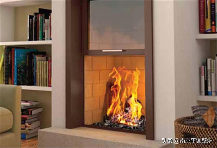 别墅已经装修好入住了,还可以安装真火壁炉吗?