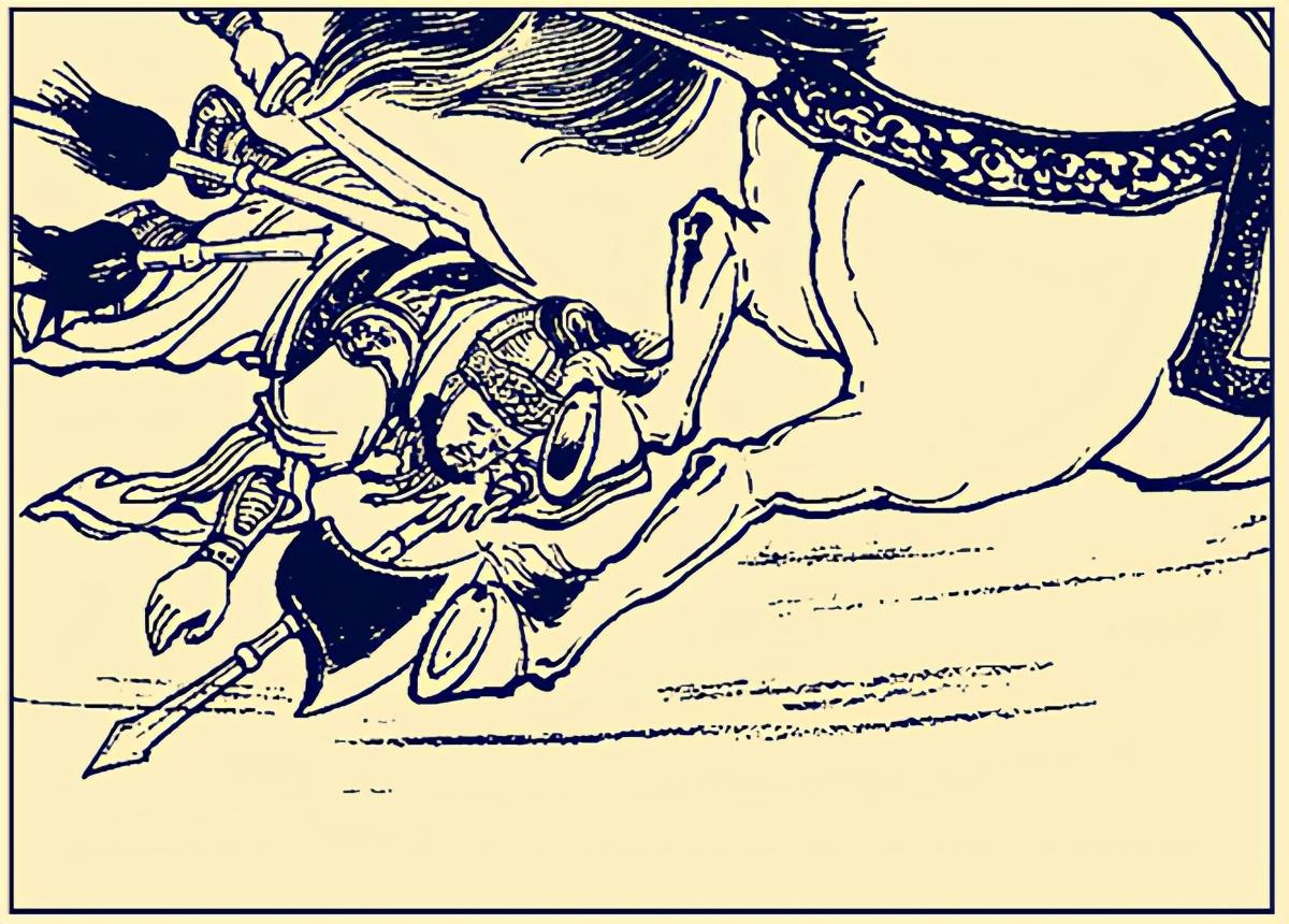 在铁笼山,为什么姜维能轻易杀死郭淮和徐质?