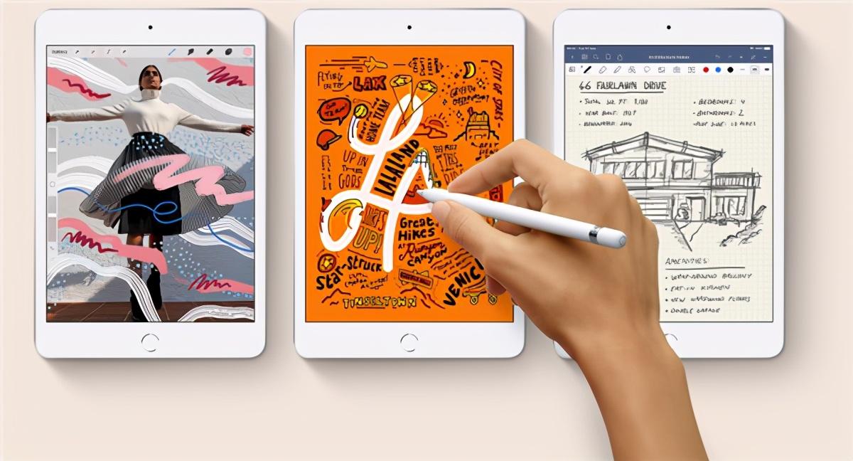 别买5代了     iPad mini 6曝光:全方位大升级