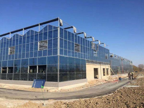 纹路型玻璃温室大棚桁架梁制作工艺以及技术标准