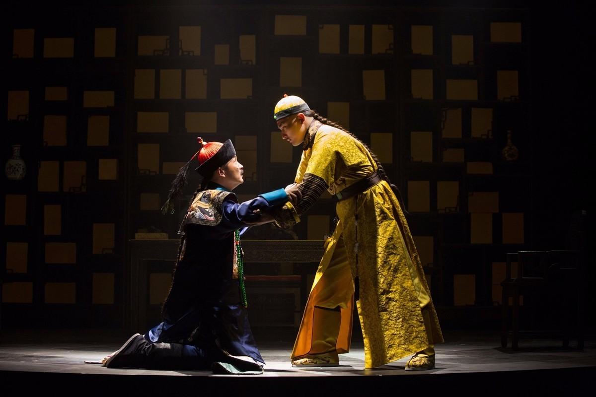 康熙:一个爱好学问的皇帝,连身边的侍卫都能引经据典