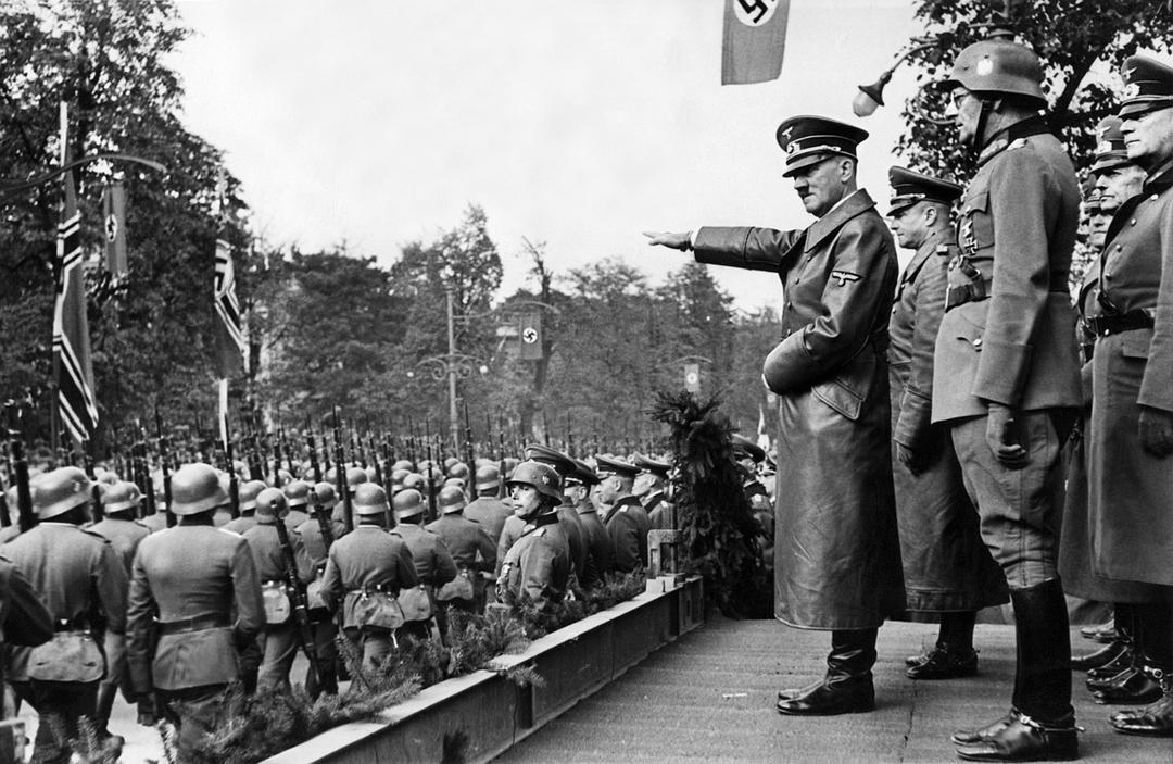 二戰風雲1:第二次世界大戰爆發的真正原因