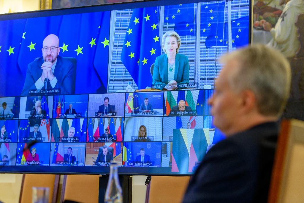欧盟首脑会议再次将重点放在预防和控制新冠肺炎疫情上,并决定继续限制不必要的旅行