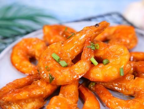 油焖大虾别直接就下锅多加1个步骤虾肉鲜嫩不腥更红亮