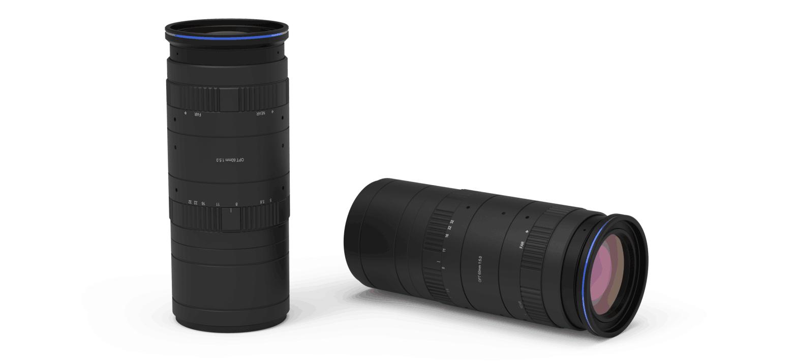 OPT強勢推出——浮動對焦1.51億像素定焦鏡頭新產品