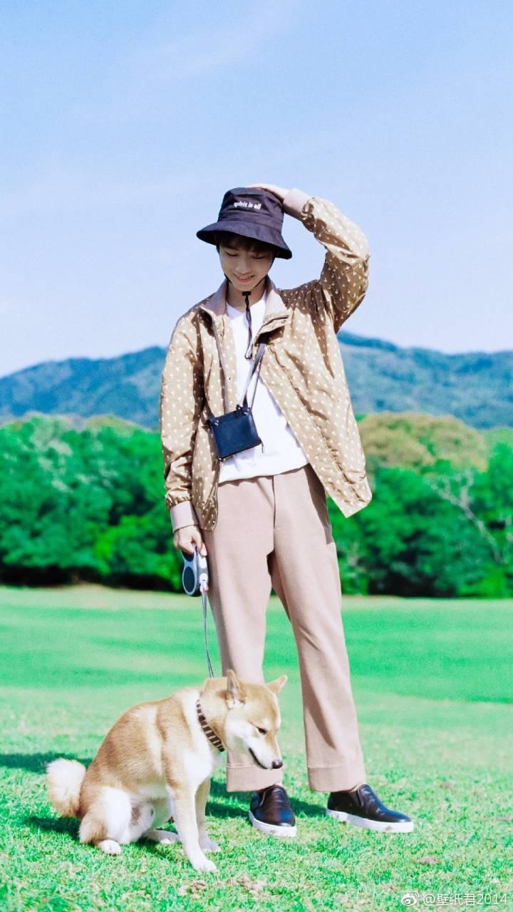 棉系少年王俊凯——陌上人如玉,公子世无双