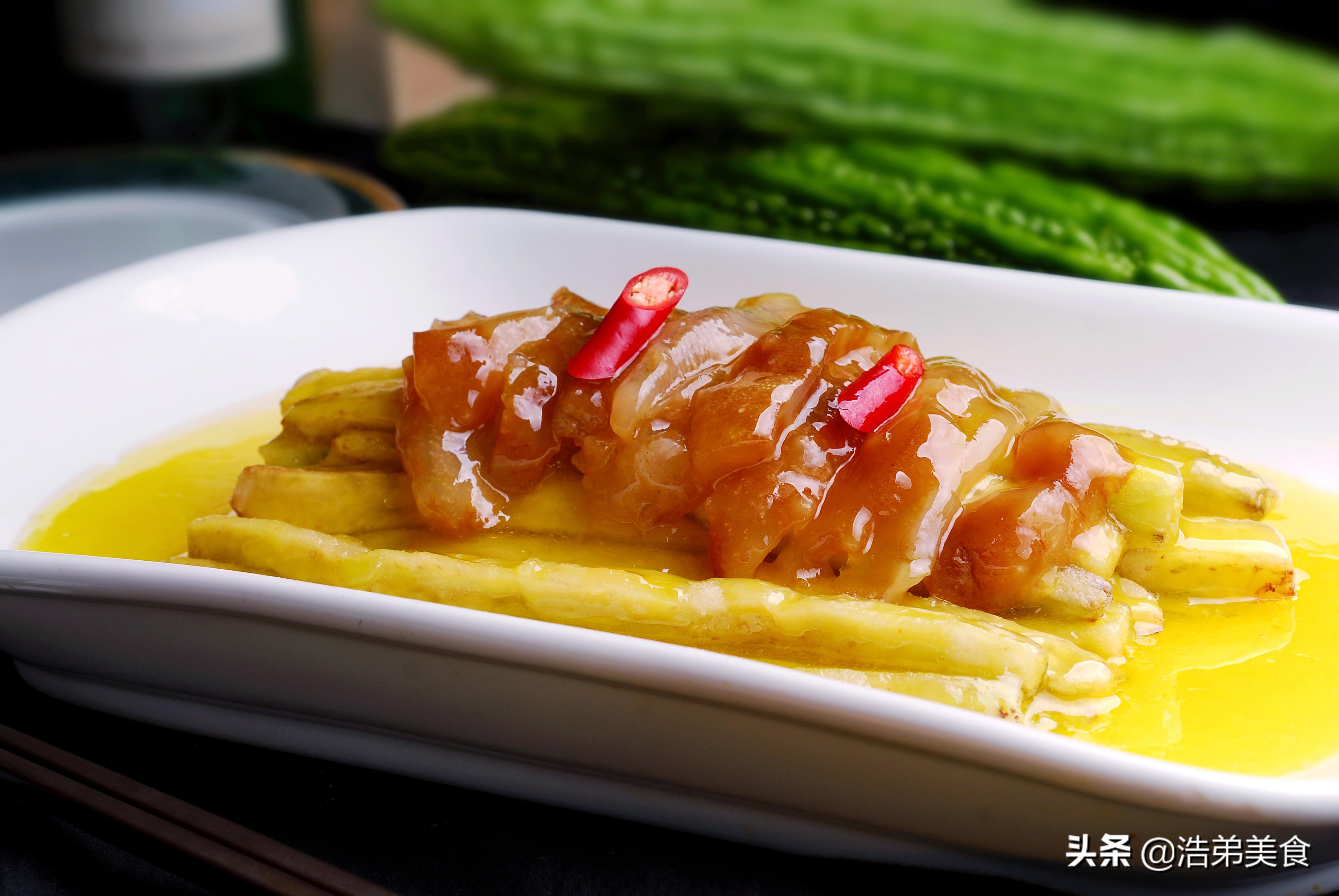 """厨师长分享:""""粤菜100道"""",其中还有10大广东名菜 粤菜菜谱 第19张"""