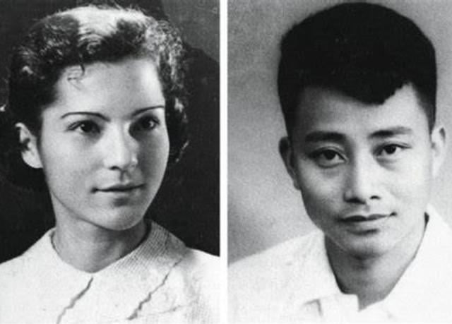 法国老太李丹妮:为等中国初恋,单身50多年,80多岁再续前缘