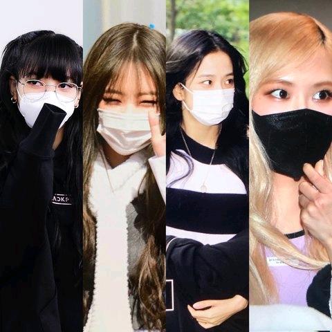 张元英宋佳人确诊新冠,IZONE在女团中的口罩佩戴法让韩国人郁闷