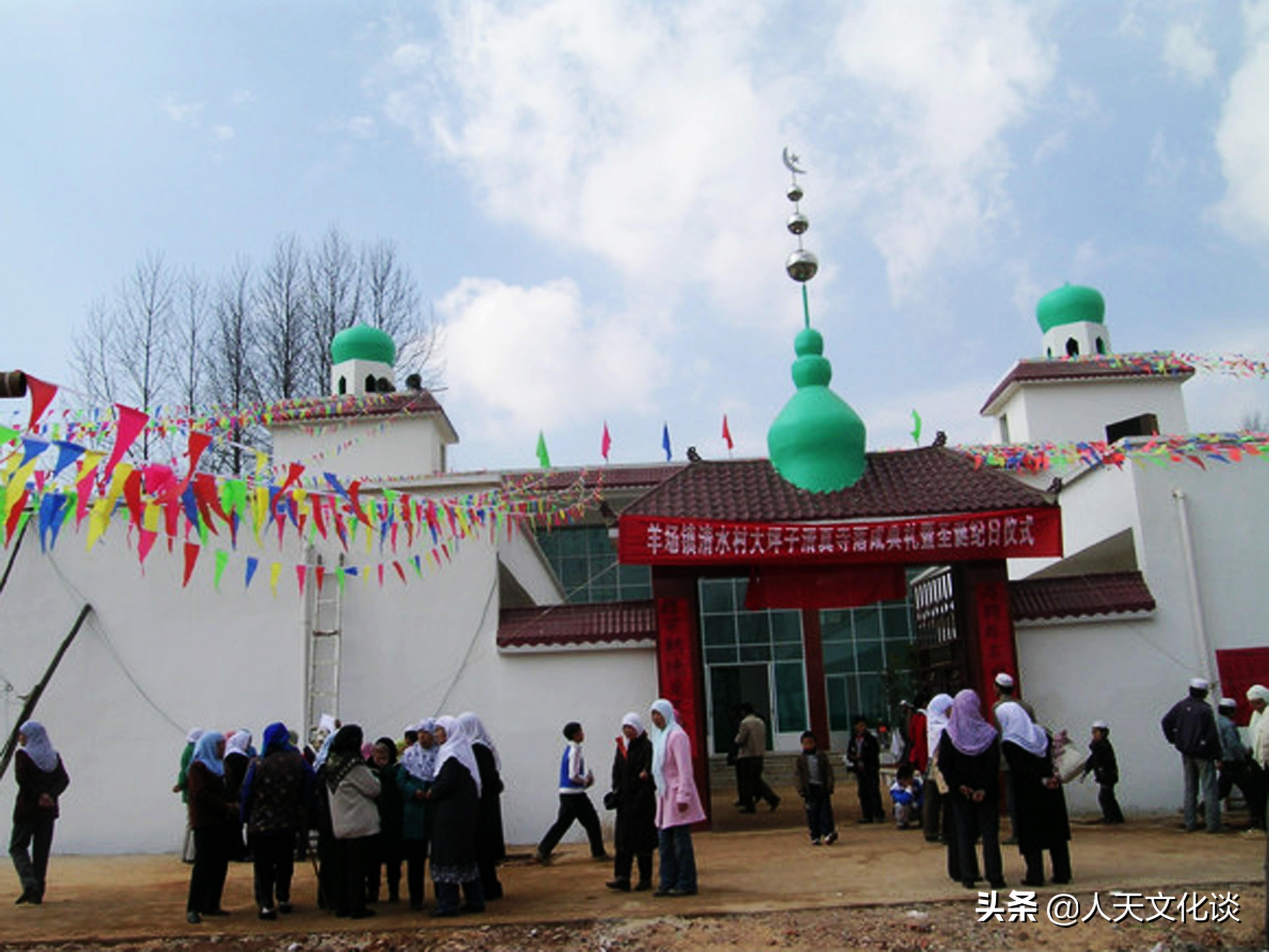 清真寺寻根问底