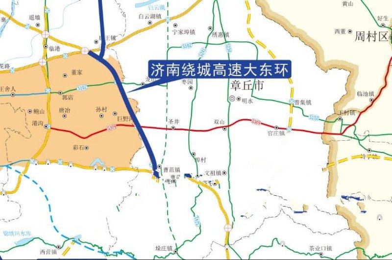 济南大东环主线贯通!11月23日正式通车,三环时代来了!