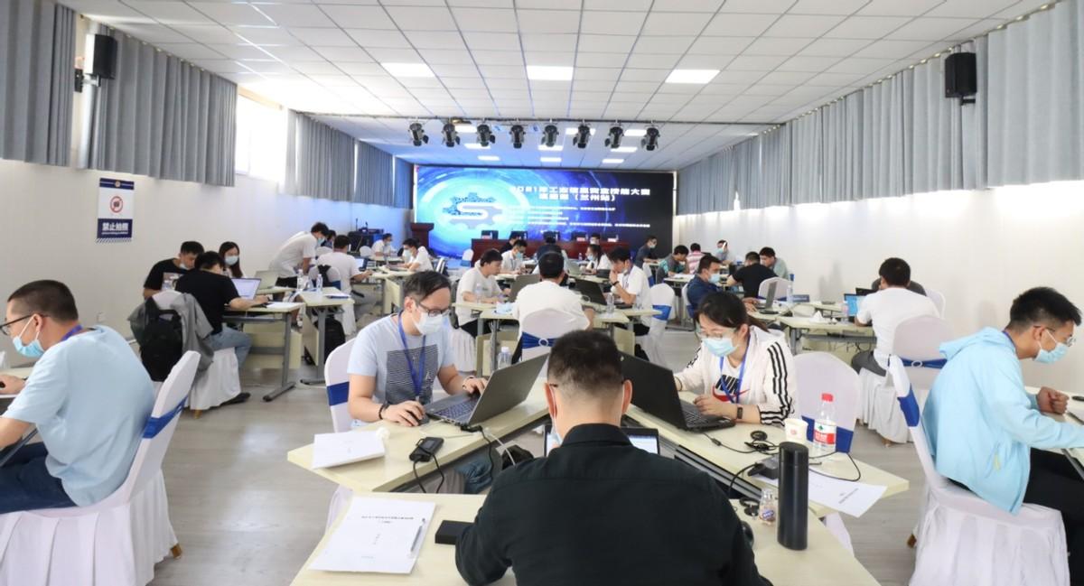 2021年工业信息安全技能大赛巡回赛(兰州站)在甘肃兰州成功举办