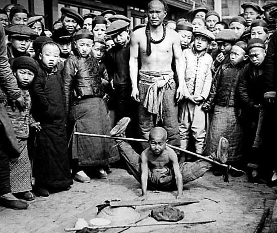 """清末真实的武林:杨露禅等大师""""事迹""""注水严重,几无实战记录"""