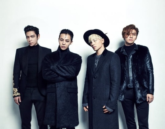 BIGBANG出道十五周年,YG没有任何活动,他们真的凉了吗?