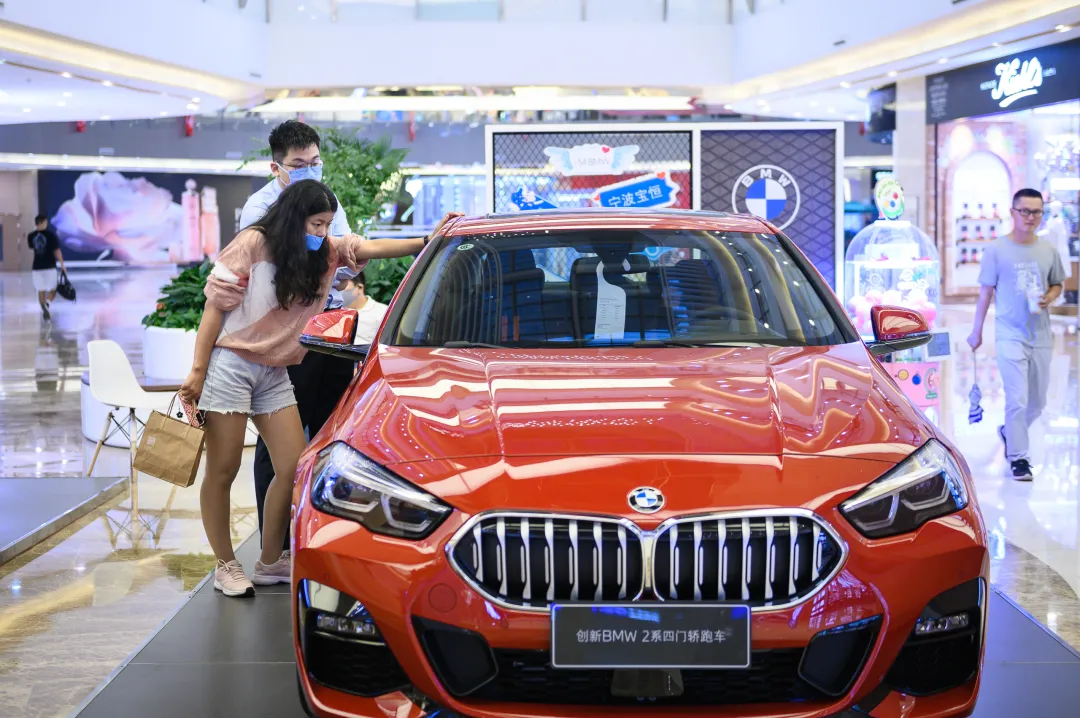 环球银泰城|敢作敢为,颜「型」即态度,这是您眼中的BMW嘛?