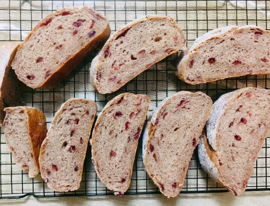 全麦面包的做法步骤图 早上吃3片顶饱还耐饿