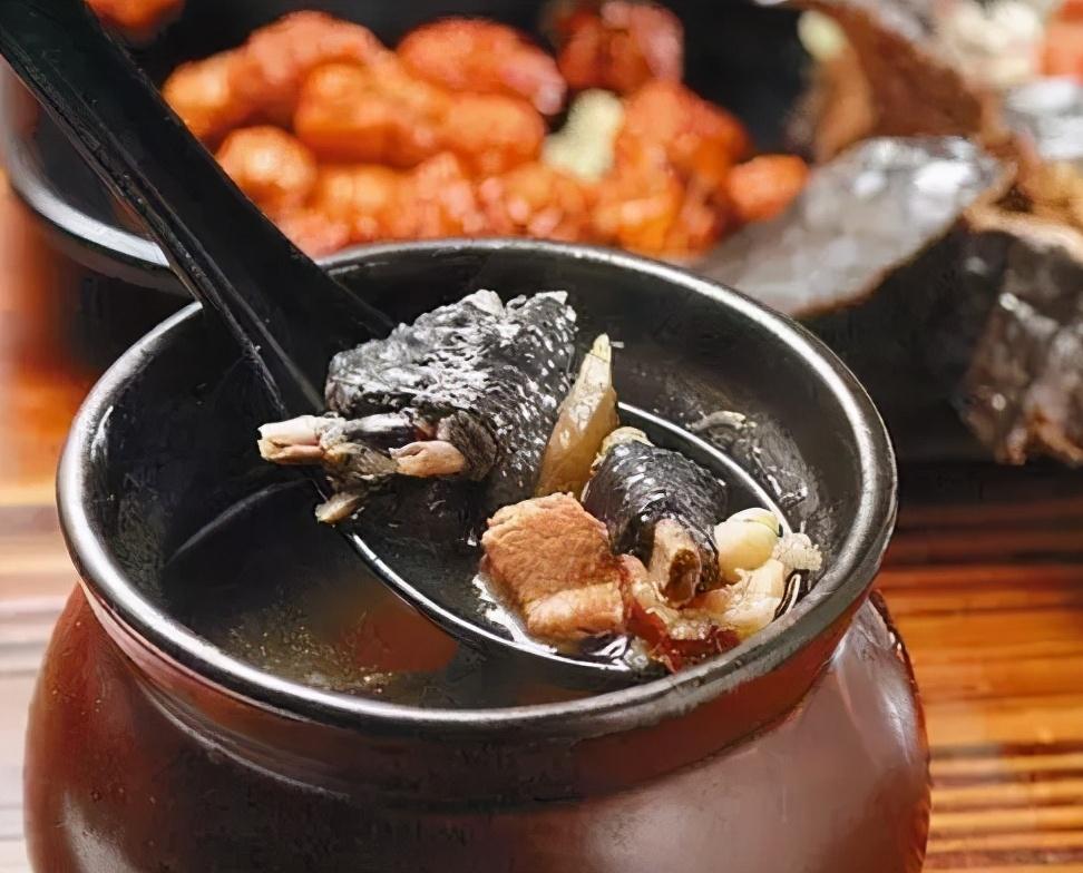 收好这5款冬季养生汤,再冷的冬夜里也能四季如