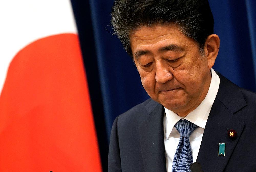 """安倍下台后,日本真要一边倒的站台美国?中日关系将""""地动山摇"""""""