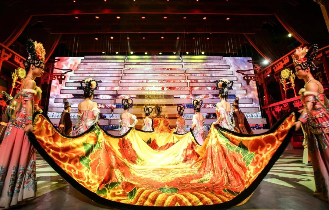 陕西:春日盛景美如画,年度文旅演艺盛典即将开启