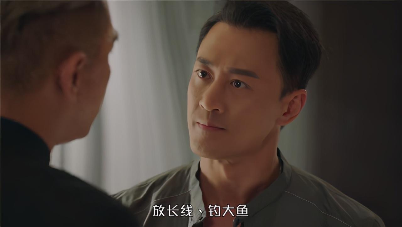 《使徒行者3》庞浩祥被捕对阿兜心生嫉恨,徐天堂自证清白