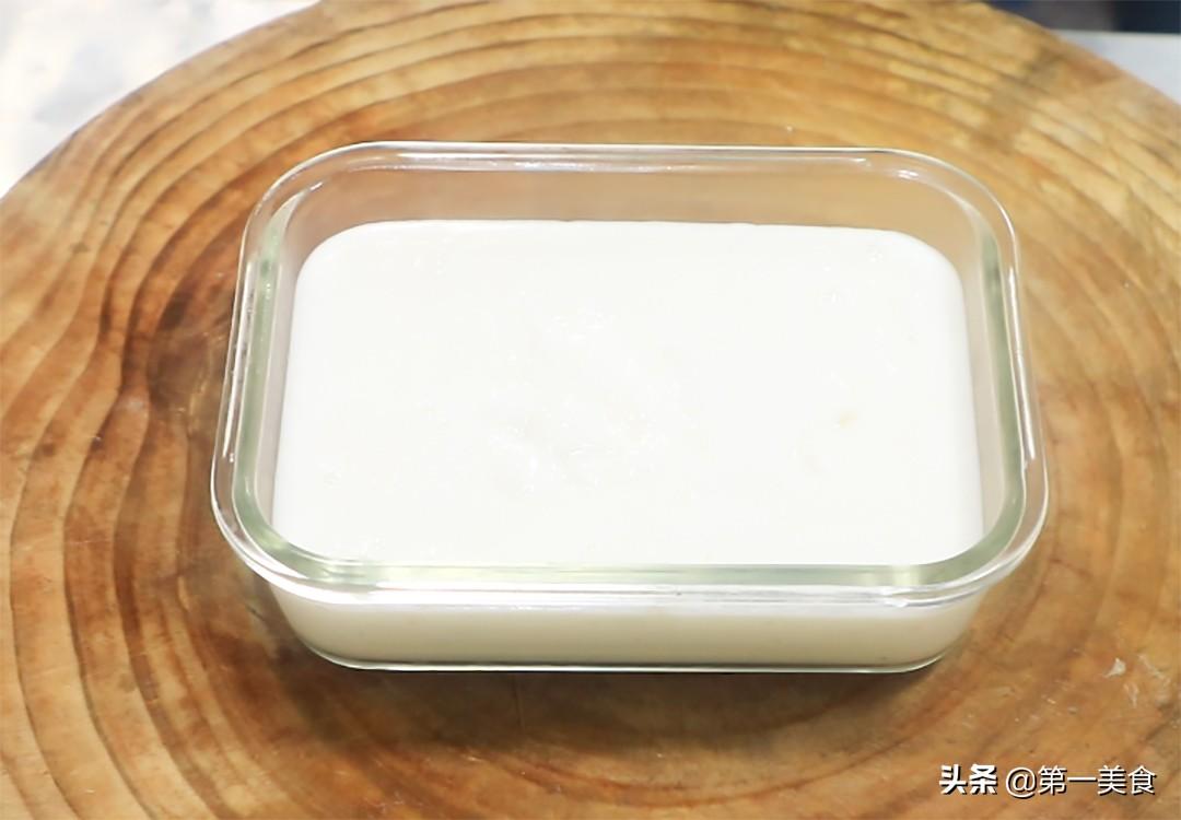 脆皮鲜奶家常做法 厨师长分享这个技巧 奶块不松散 金黄焦酥