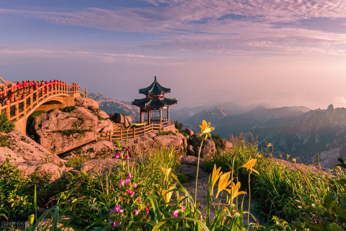 山东旅游不可错过的五大景点,除了泰山,还有这四处景点入选