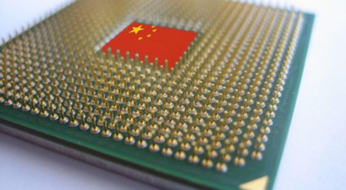 """美报告:芯片技术""""卡脖子""""!令中国半导体行业落后美国""""两代"""""""