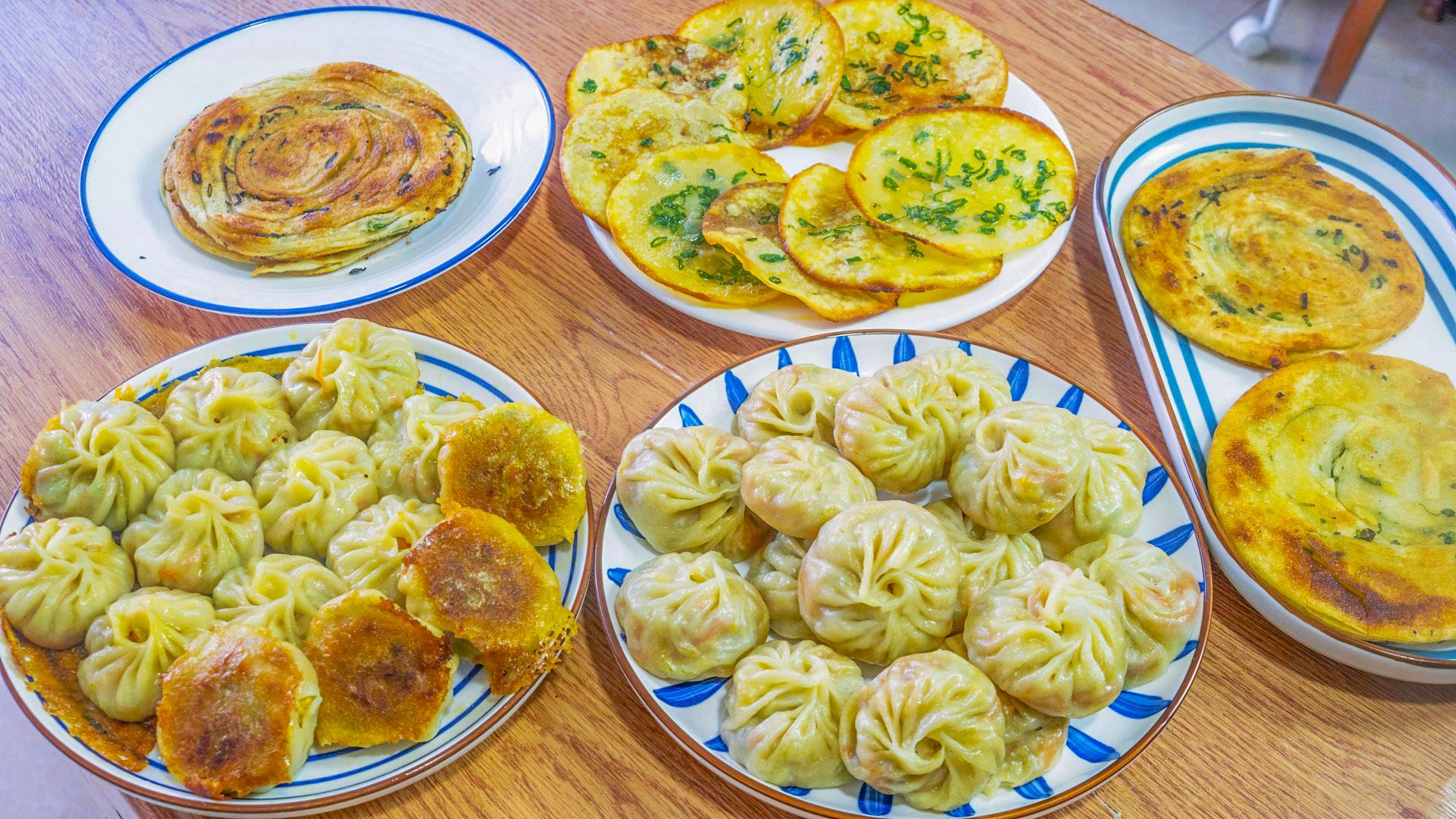 早餐别吃包子馒头了,1块钱饺子皮,教你5种吃法,做法简单又解馋 美食做法 第30张