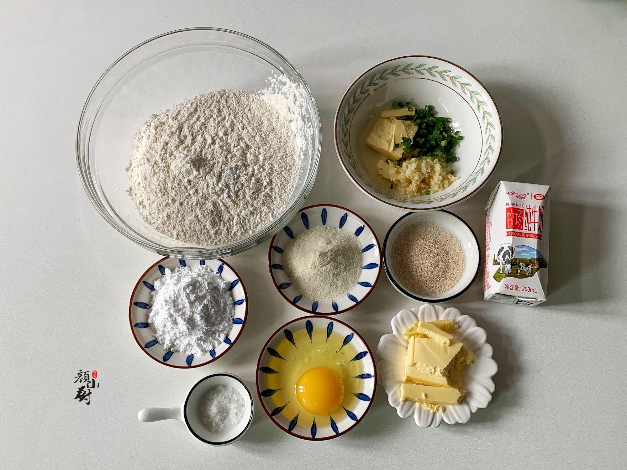 麵包這做法火了,蒜香濃郁,鬆軟拉絲,️一上桌就掃光