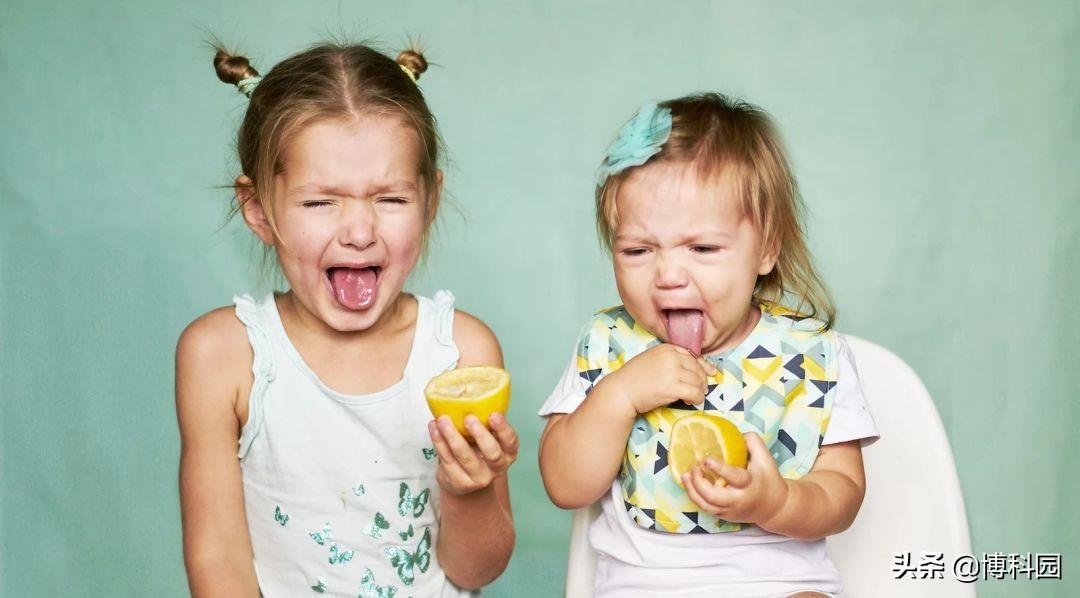 为什么你吃了酸柠檬后,会噘嘴皱起眉头?那酸爽你都控制不住