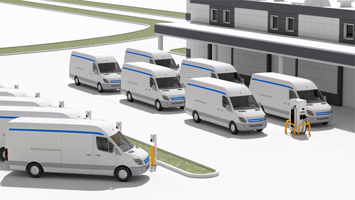 ABB携手亚马逊云服务,帮助车队运营商实现全面电气化