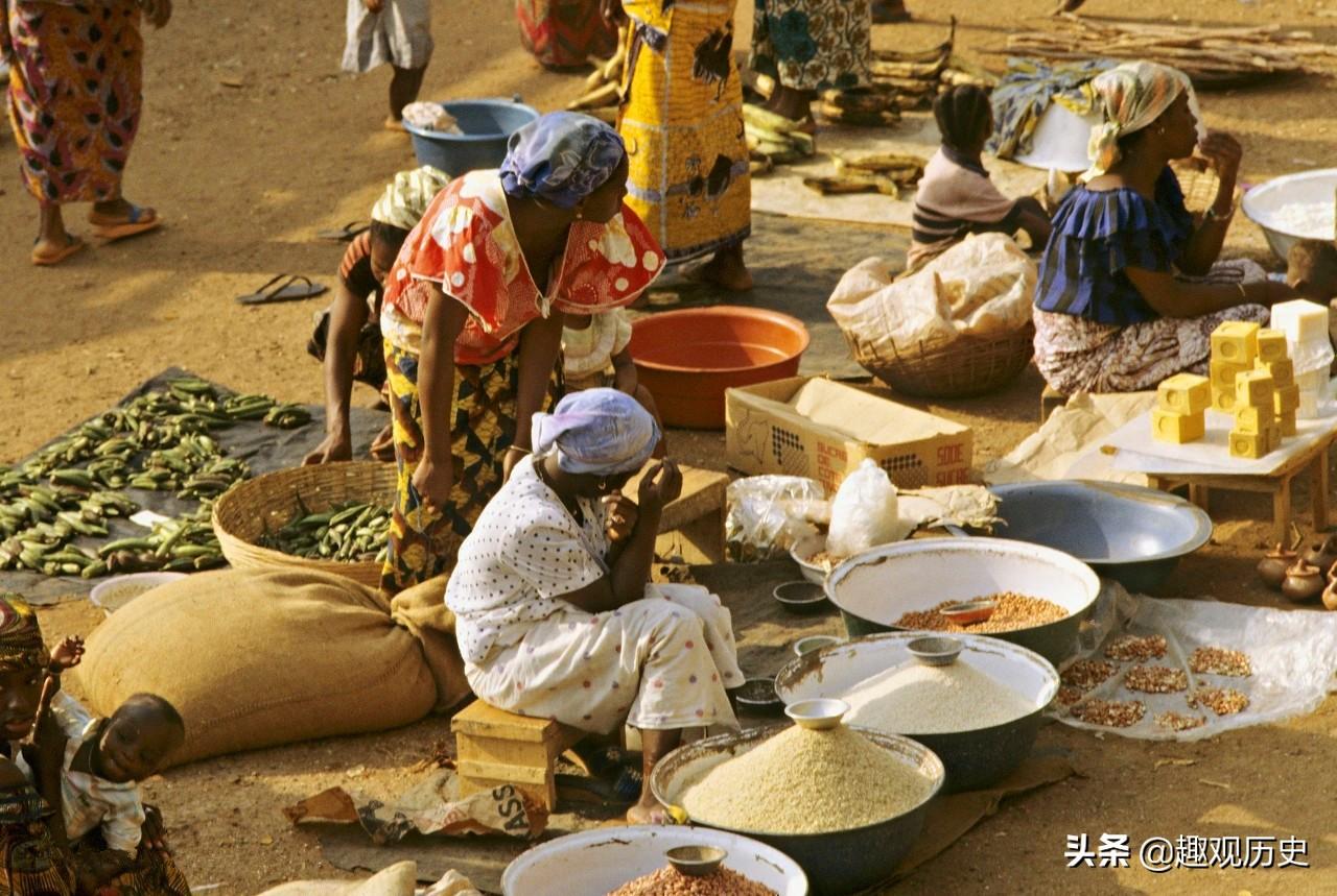 科特迪瓦:西非最富裕国家之一,接收移民后如今吃不饱饭