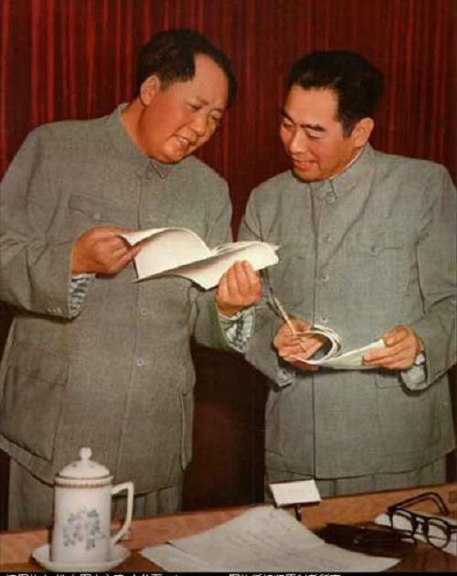 中国不能置之不理——1950年新中国向美国发出的最强硬警告