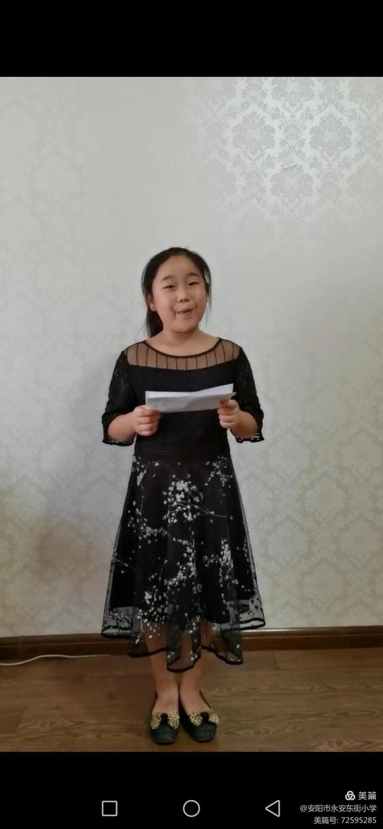 """安阳市永安东街小学""""我是小小新闻播报员""""活动火热进行中"""