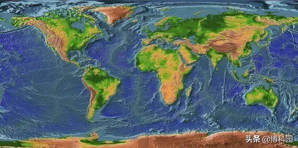 厉害了!这种新分区工具可以在几分钟内提供全球地形数据!
