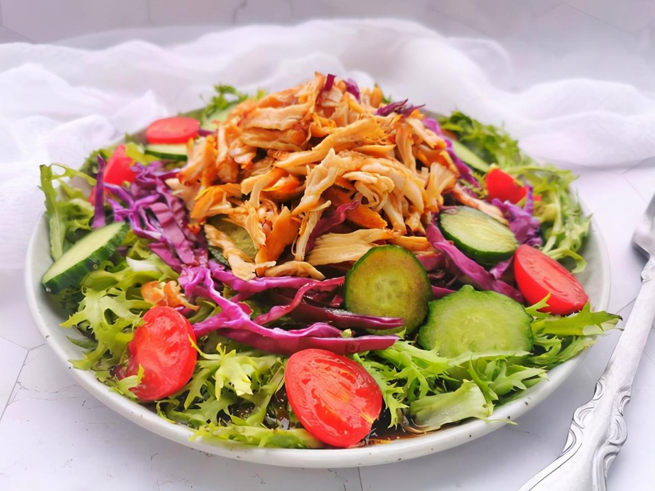 减肥无需饿肚子,分享8道减脂菜,低脂粗纤维,大肚腩越来越小 减肥菜谱 第1张