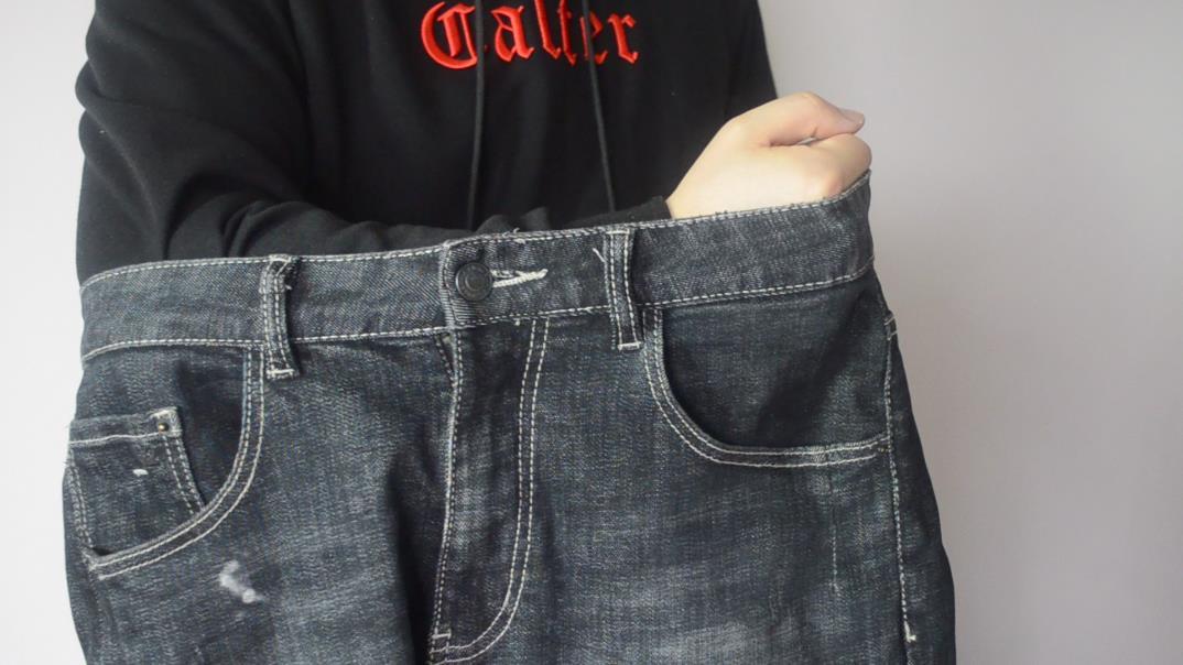 買褲子不用試穿,教你一個方法,褲子合身又舒適,看完長見識了