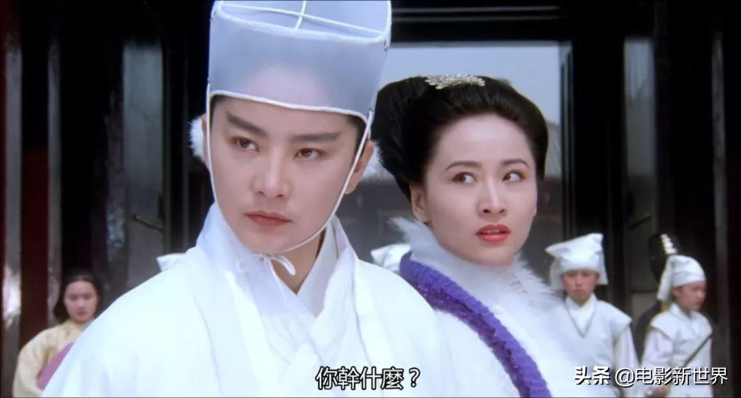 林青霞,杨紫琼,郑佩佩,徐枫,惠英红?谁是武侠电影第一女侠?