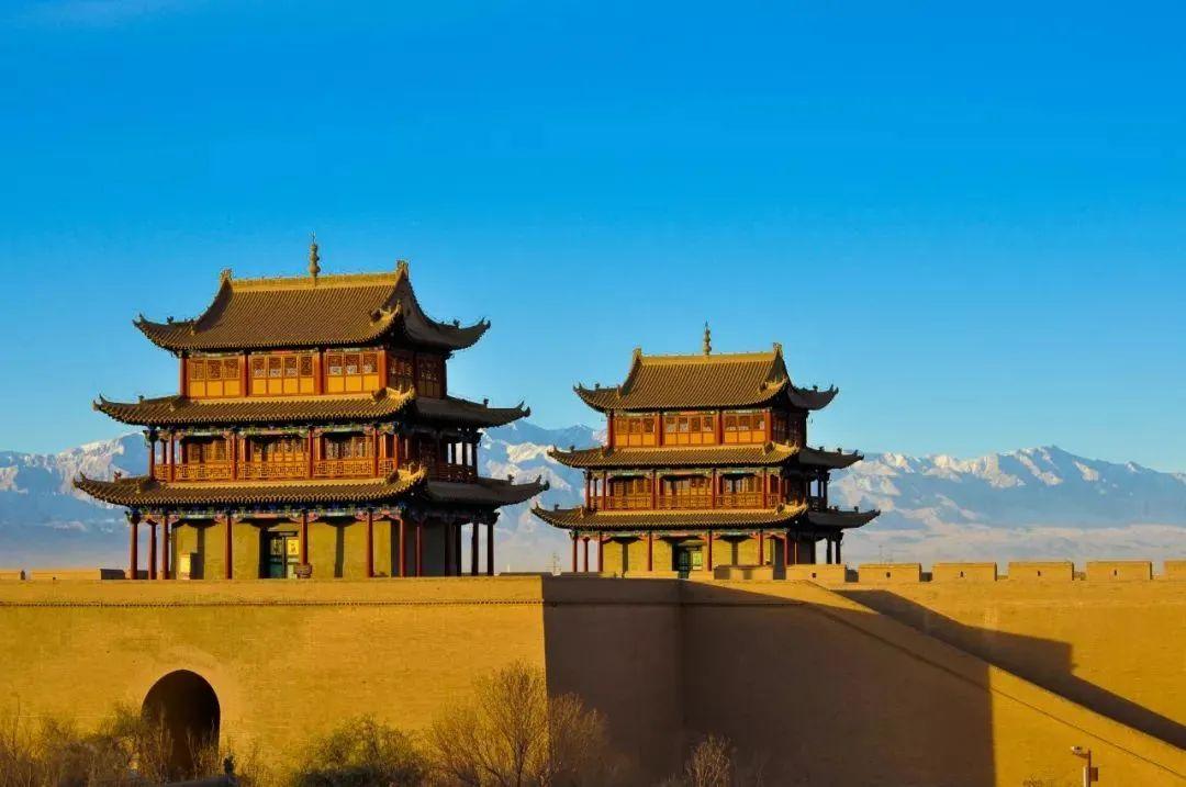 甘肃15个最值得去的旅游景点