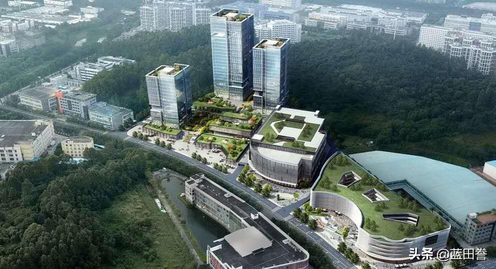 深耕數字新基建,龍盛創智匯數有11策助力黃埔區產業發展規劃