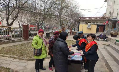 农发行武乡县支行 积极开展宪法宣传系列主题月活动