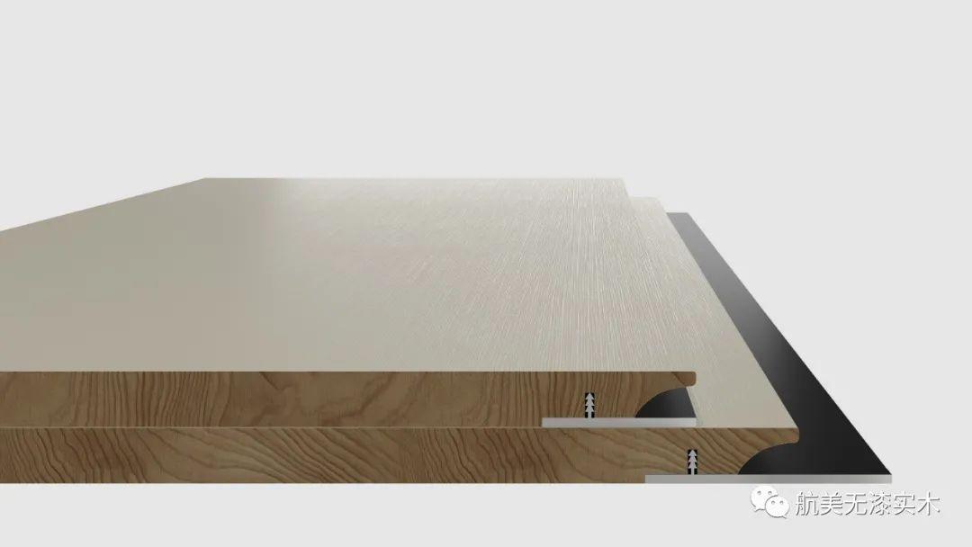 无漆实木平板门 是时尚,更是经典