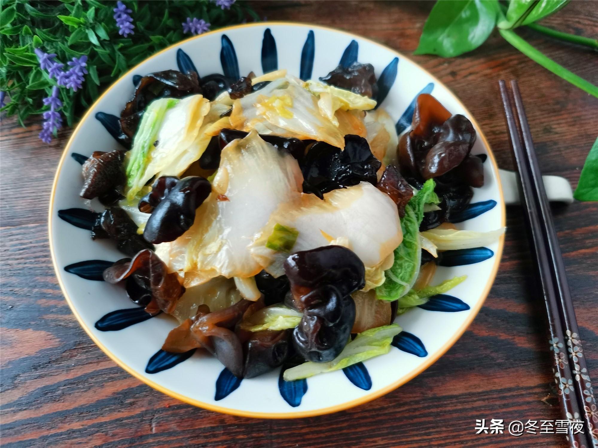 2021年夜饭菜单,东北传统风味的16个菜,都是下酒下饭硬菜 东北菜谱 第15张