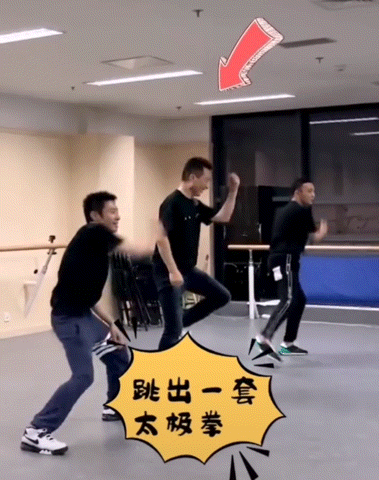 """康辉撒贝宁尼格买提同台飙舞,一支舞蹈""""三模三样"""",你看好谁?"""