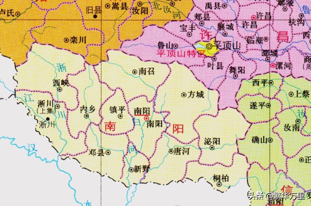 河南省17个市之一,南阳市总人口,为何比省会郑州还多?