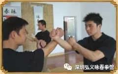 深圳弘义咏春拳馆入门教学内容分解