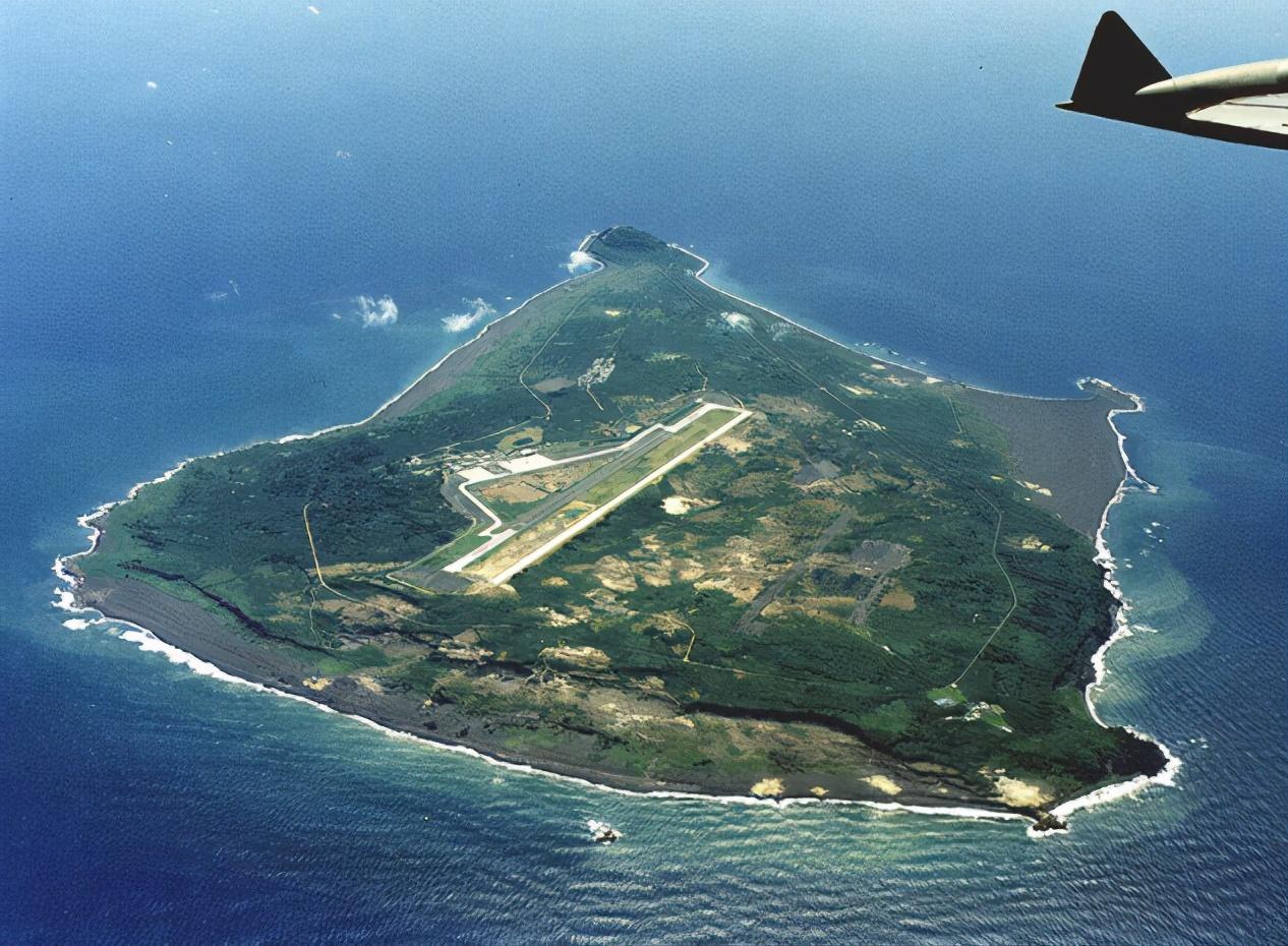 """二战历史,被称为""""太平洋上的绞肉机"""",硫磺岛战役"""